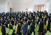 UHAS graduates