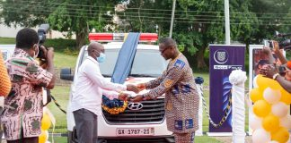 Ambulance Donation