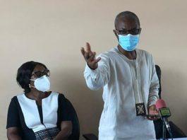 Dr Stephen Ayisi Addo