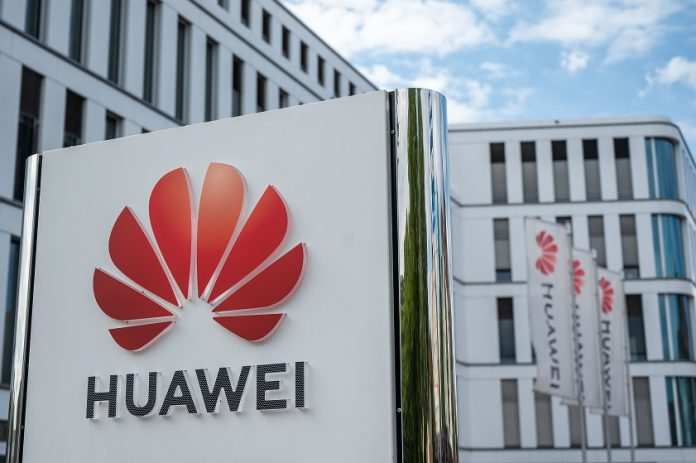 FILED - Resigning itself to the fact that the US is unlikely to ease its sanctions on Huawei, the Chinese tech giant is opening up a whole new business segment. Photo: Marius Becker/dpa Credit: Marius Becker/dpa