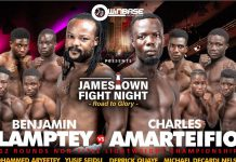 James Town Fight Night