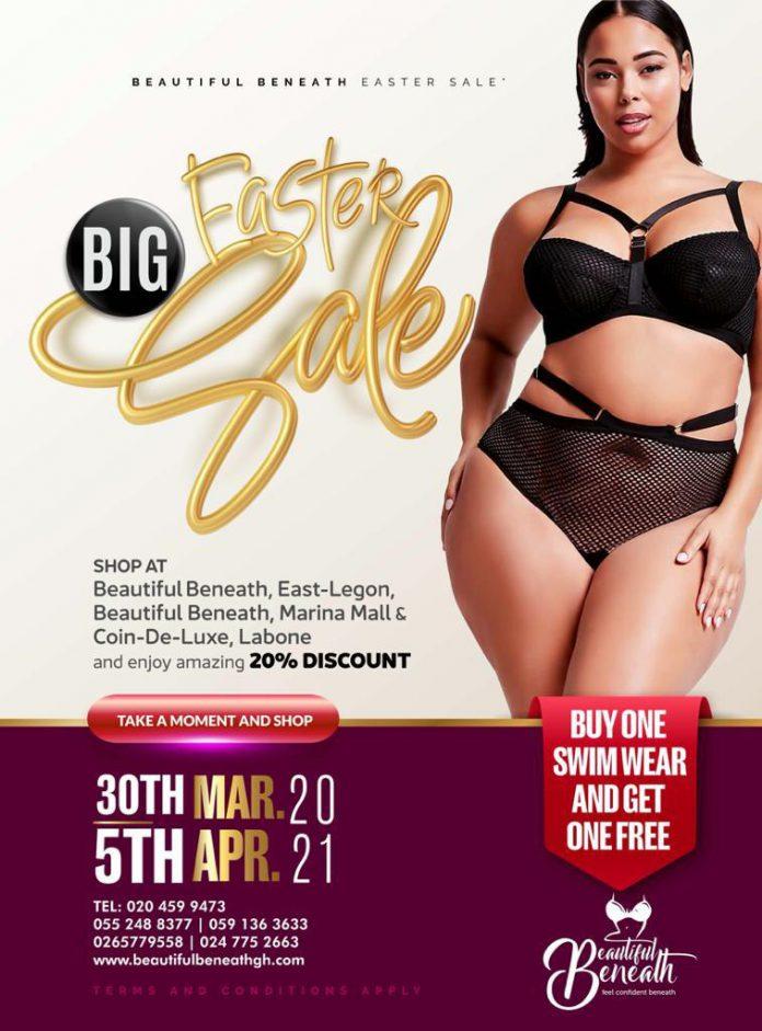 Big Easter Sale