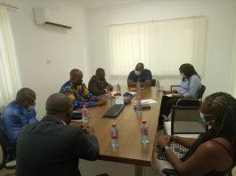 Cocoa From Ghana Hosts New GOC Executive