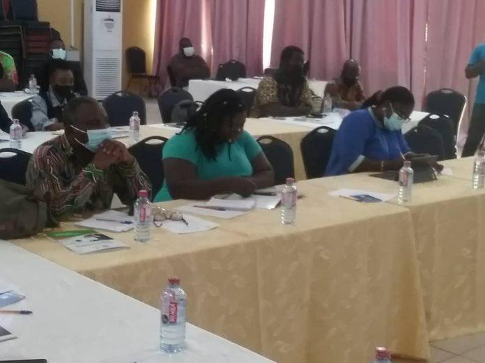 CDA-Ghana's report launch