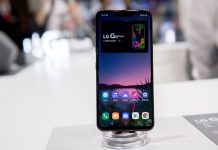 FILED - LG wants to provide Android updates for its phones (like the G8 ThinQ pictured here) for three years after purchase, even after it stops making phones. Photo: Andrea Warnecke/dpa