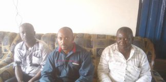 Mr. Luqman Nuhu Mohammed and other members
