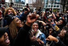 People respond to Derrick Chauvin verdict in Minneapolis