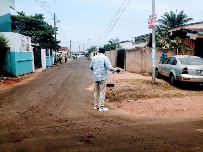 Tema East roads