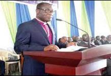 Prof. Yaw Adu-Gyamfi, President of Ghana Baptist University College
