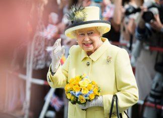 FILED - Queen Elizabeth II in Berlin, Germany, on June 26, 2015. Photo: Gregor Fischer/dpa