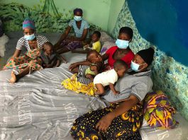 Salamatu Ali,On and off the street, and other nursing mothers