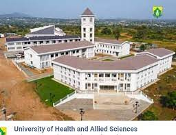 University of Health and Allied Sciences (UHAS)