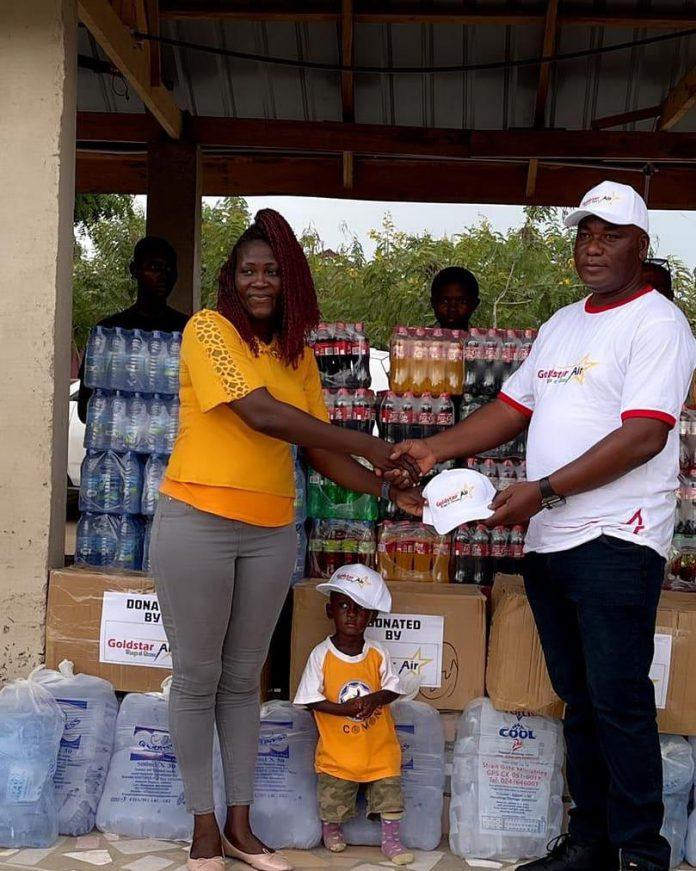 Goldstar Air Donation