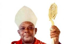 Most Reverend Dr Cyril Kobina Ben-Smith,