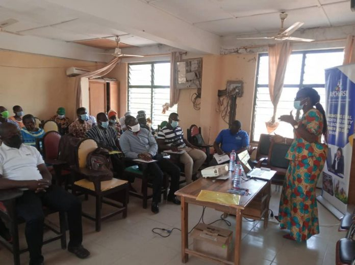 capacity building workshop for the Equal Rights and Opportunities for Women and Girls Project
