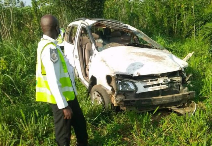 Fatal Accident Adoagyiri