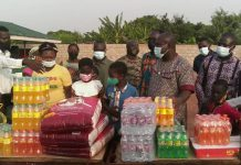 Orphanages receive support