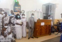 Piano Donation Nkwatia Royals