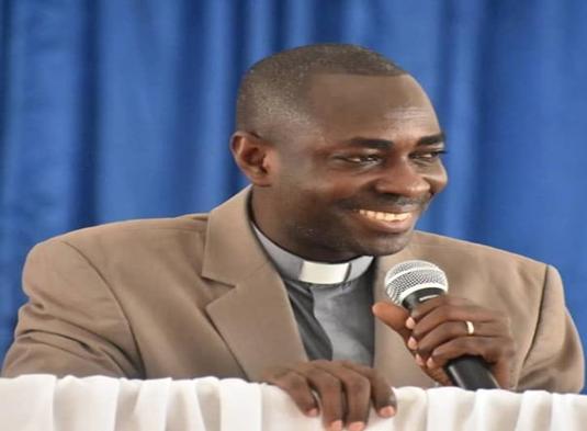 Rev. David Aboagye-Danquah