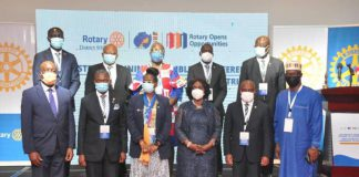 Rotary Conference