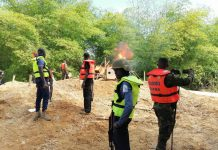 Galamsey: Soldiers Operation