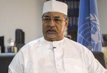Mr Annadif Khatir Mahamat Saleh