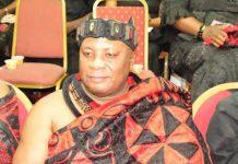 sub- chiefs Akyem Akoase