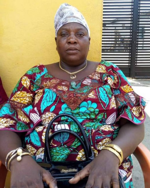 Sylvia Naa Akushia Cudjoe