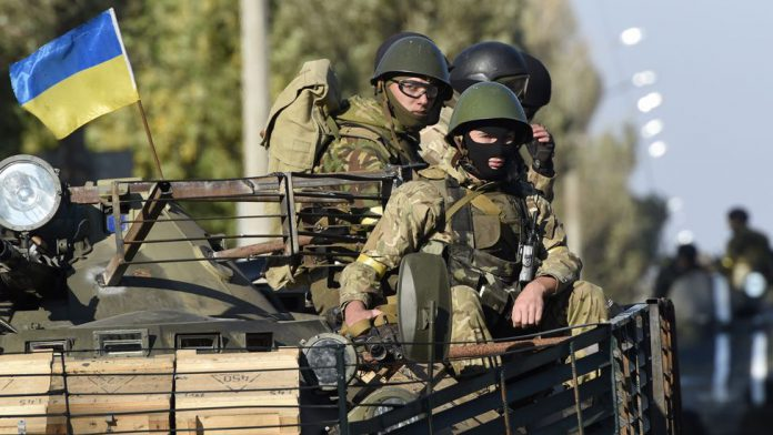 Ukrainian troops: Frontline positions have been generally static for more than a year