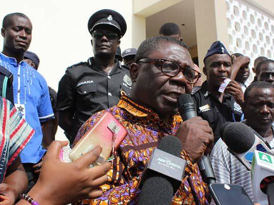 Albert Boakye Okyere