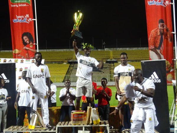 Ghana's Fastest Human Race