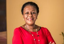 Geta Striggner-Quartey, Legal and External Affairs Director, Vodafone Ghana