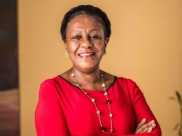 Geta Striggner-Quartey, Legal and External Affairs Director, Vodafone Ghana