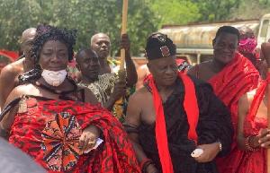 Obirifo Ahunako Ahor Ankobea II