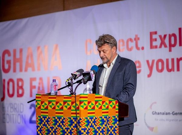 Coordinator of the Network for Inclusive Economic Development, Gerald Guskowski