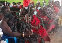 Chiefs, Queenmothers and Elders of Gomoa Akyempim
