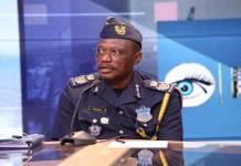 Deputy Commissioner in Charge of Ethics and Good Governance at Customs, GRA, Seidu Iddrisu Iddisah