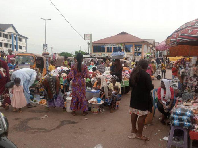 Wa market women