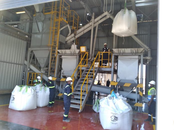 Ibrahim Mahama for investing in cement industry