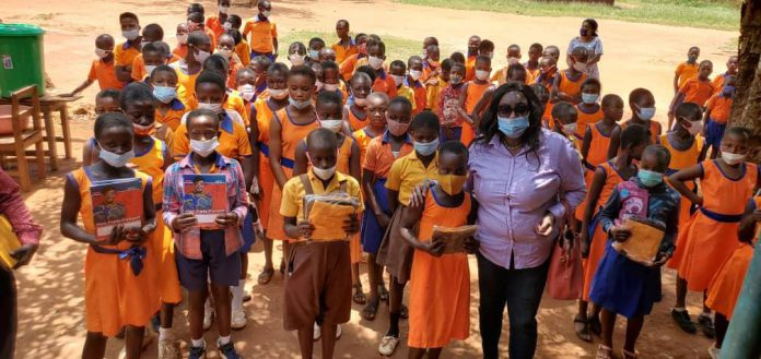 MP Presentation to 20 basic schools