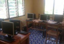 NGO donates computers