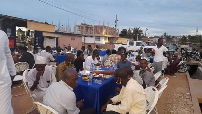 Iftar For Muslims