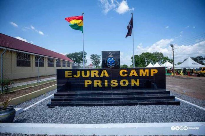 Ejura Camp Prison