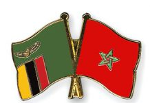 Zambia and Morocco