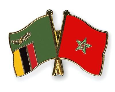 Zambia and Morocco
