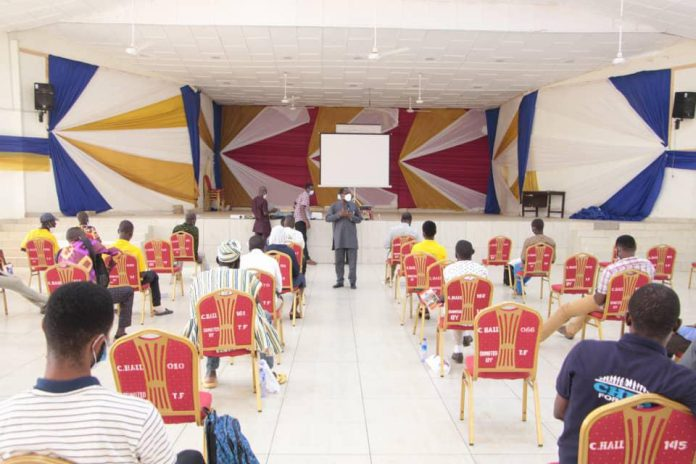 Health Workers Trained