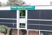 Ghana Library Authority