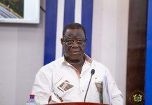 Mr Kwasi Amoako-Atta