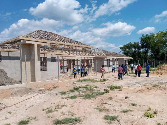 Kadjebi projects