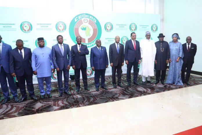 ECOWAS on Mali